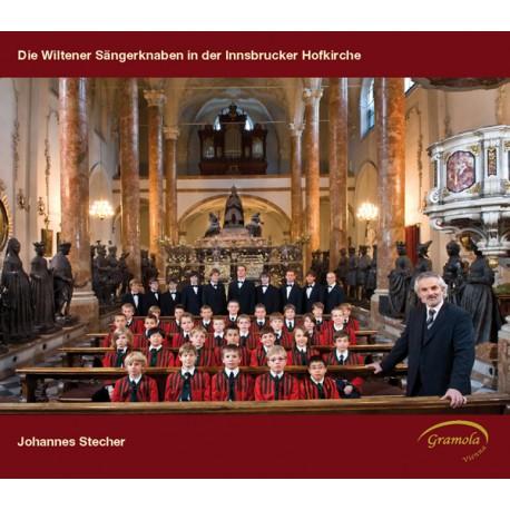 Die Wiltener Sängerknaben in der Innsbrucker Hofkirche